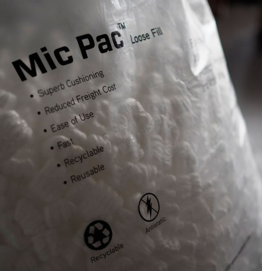 Mic Pac packagin filling
