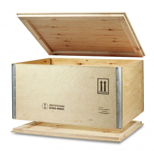 UN 4DV Plywood Box