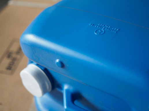 UN Blue Jerry Can