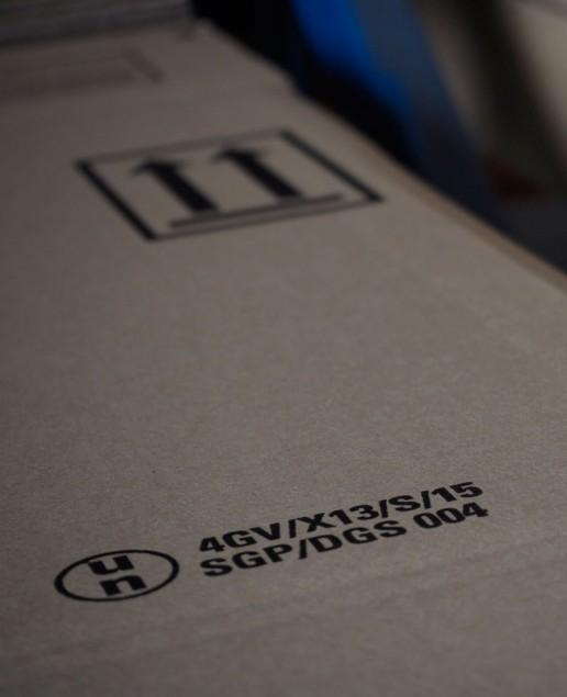 UN 4GV Carton Box